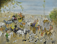 Caceria en Inglaterra - Opisso Sala, Ricard