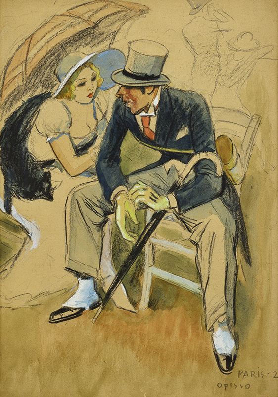 ricard-opisso-sala_long-champ-1927