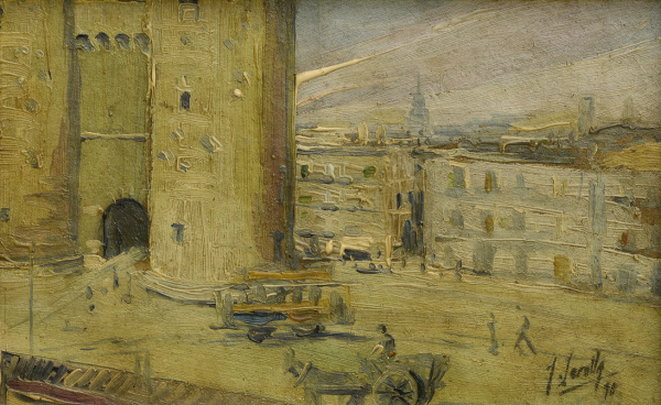 Sorolla bastida joaquin galeria de arte elysium for Galeria de arte sorolla
